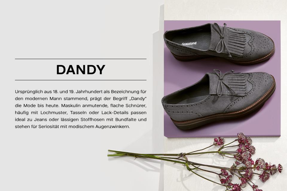 Trend Dandy Style