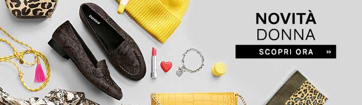ecf0fe6ea3 Scarpe, accessori e borse da donna | Deichmann