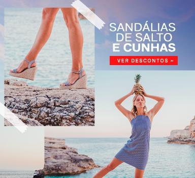 a21d3cf25 Promoções em sapatos de mulher online | Comprar sapatos online