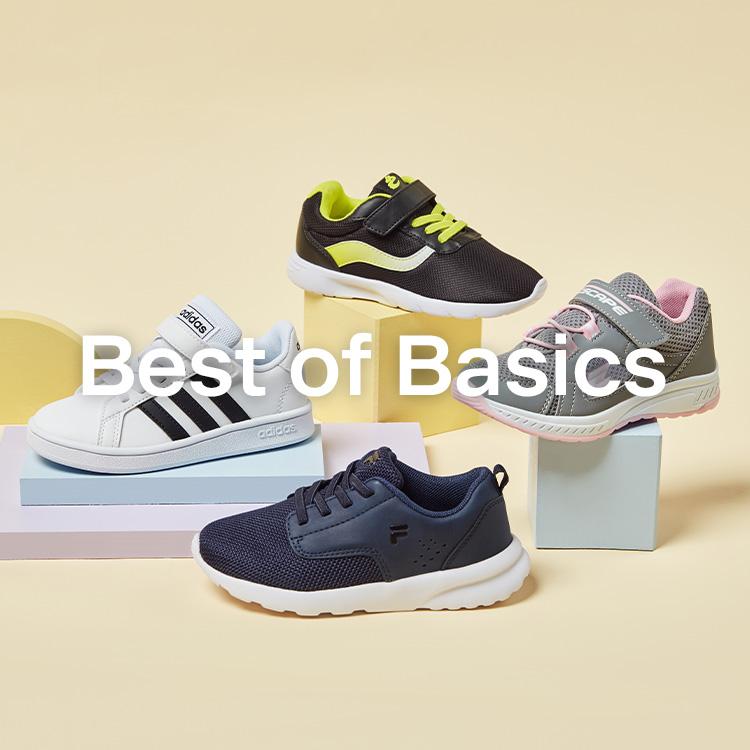Kinder Best of Basics Sneaker