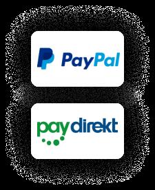 PayPal Paydirekt