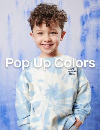 Junge Pop Up Colors