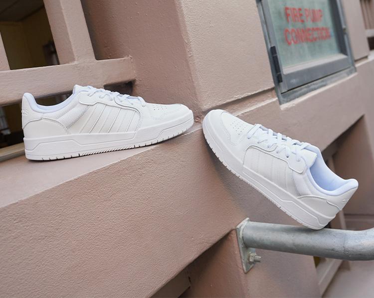 Court Sneaker Width