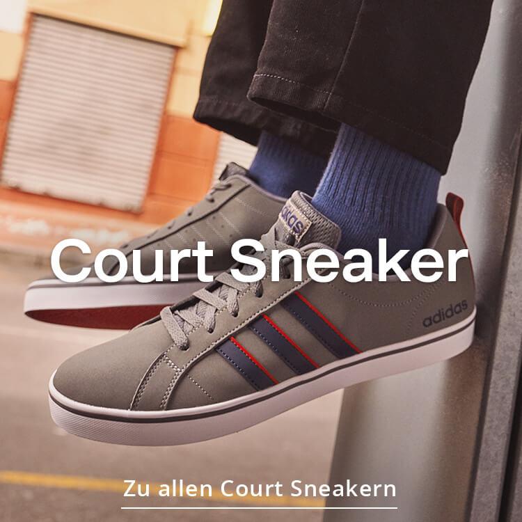 Court Sneaker Header