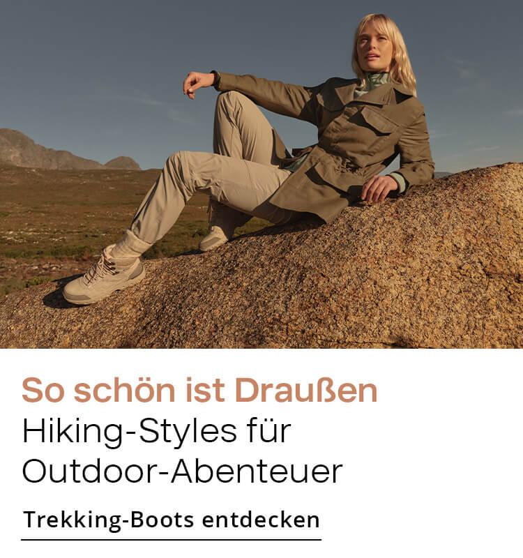 Damen Trekking Boots