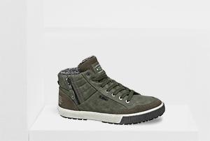 Herren Hohe Sneaker