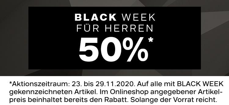 Herren Black Week Promo