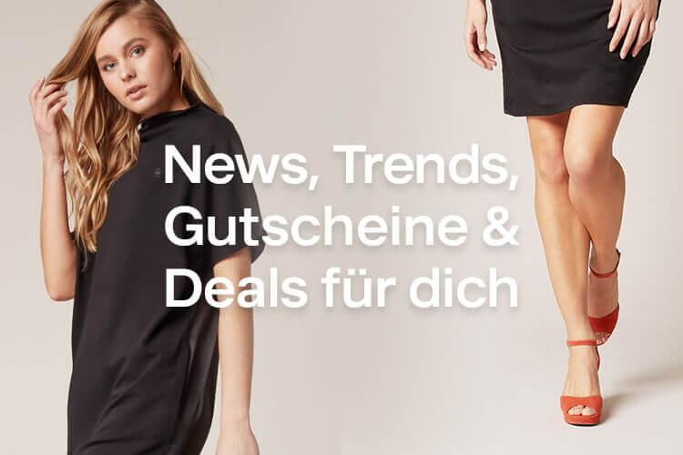 Newsletter News Trends Rabatte