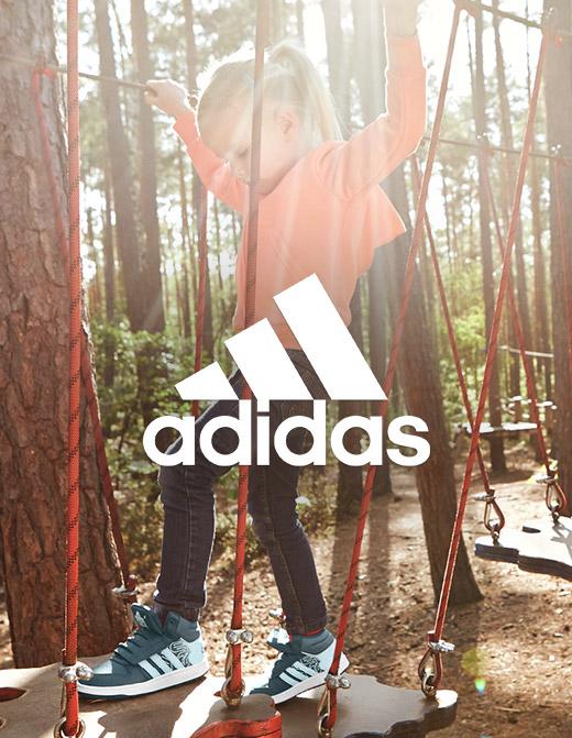 Adidas Marken Kinder Schuhe