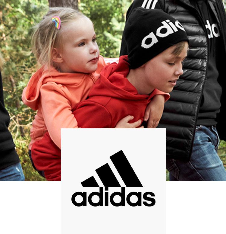 Schwarze Mid Cuts von adidas