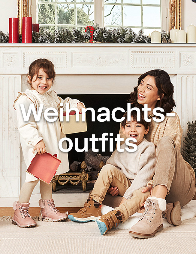 Kinder Weihnachtsoutfits