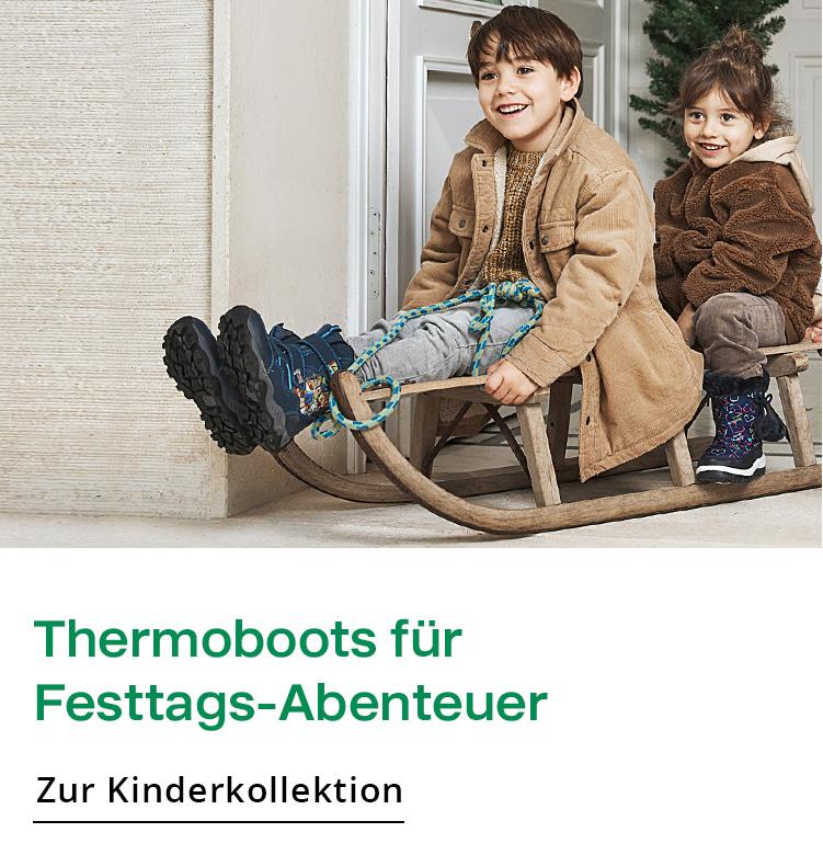 Thermoboots für Kinder