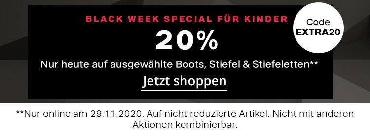 Kids Black Week Special