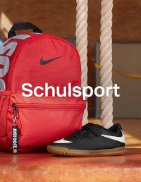 Schulsport Schuhe und Accessoires