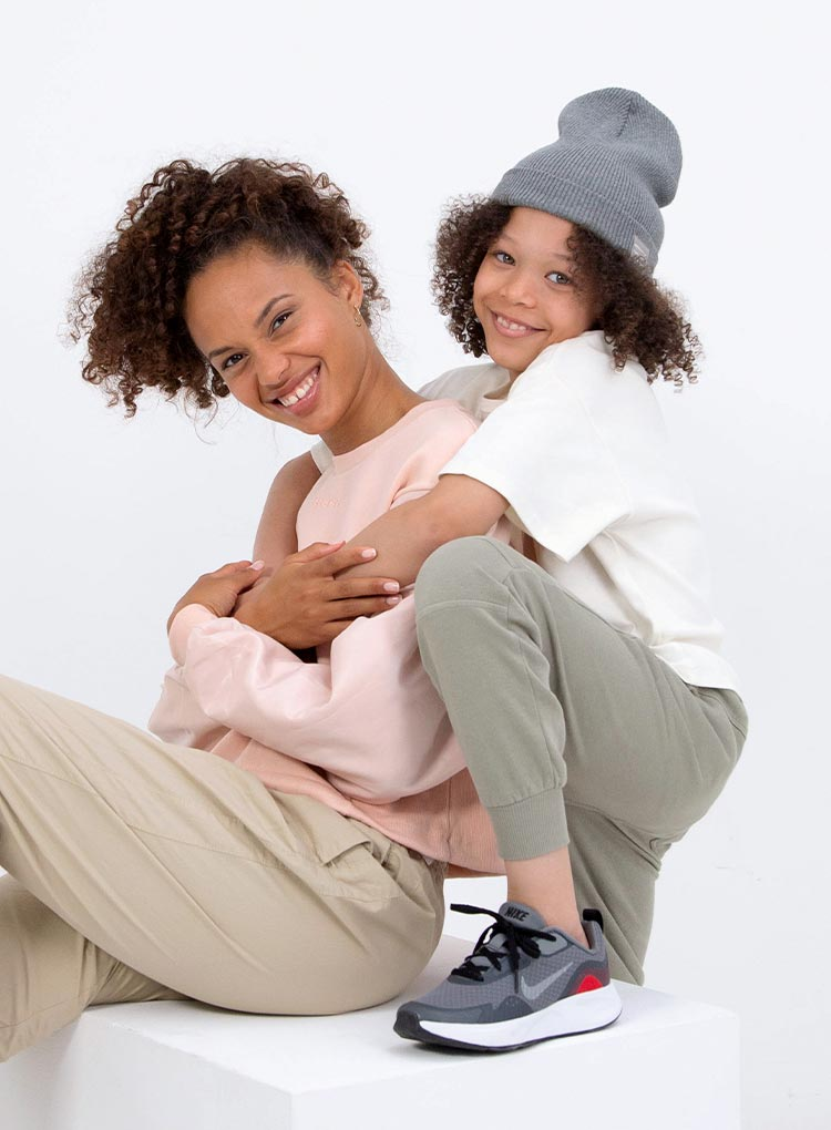 Nike Schuhe fuer Kinder
