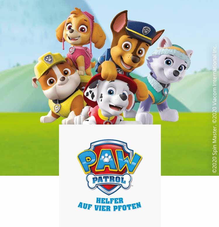 Kinder Marke Paw Patrol