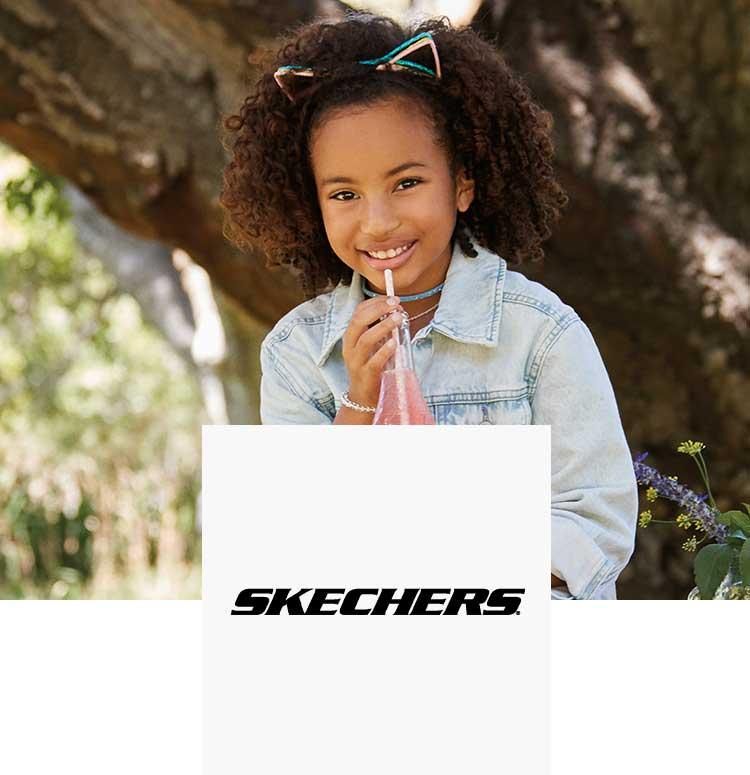 Kinder Marke Skechers