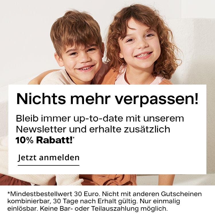 Newsletter Anmeldung Kinder