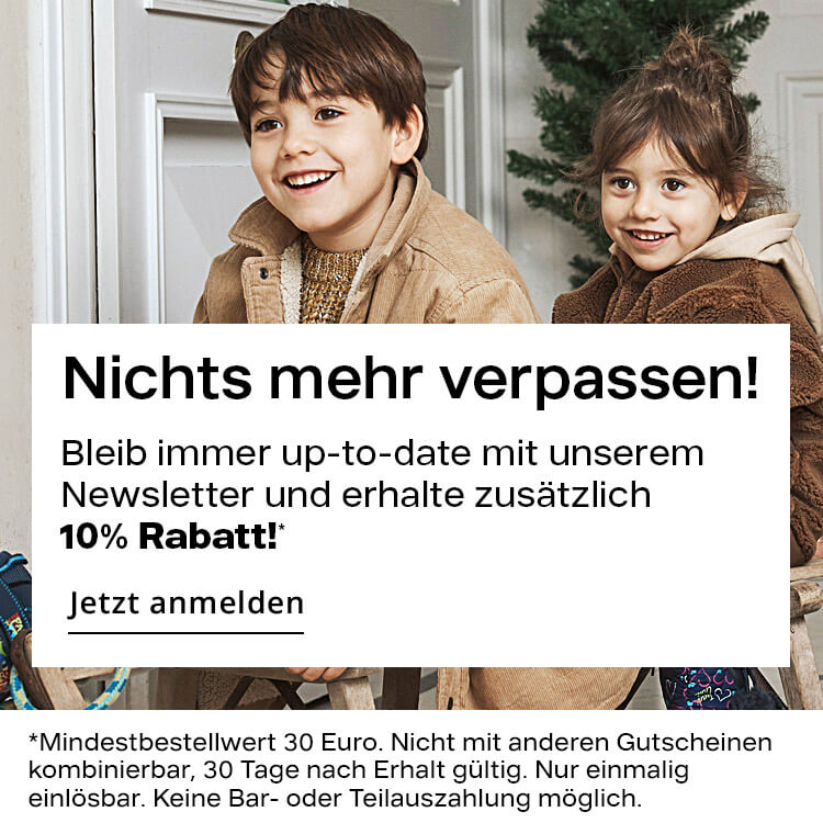 Newsletter Anmeldung Tablet Kinder