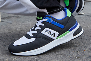 Retro Sneaker von Fila