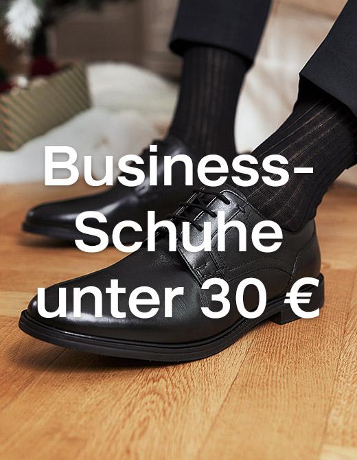 Business Schuhe unter 30€