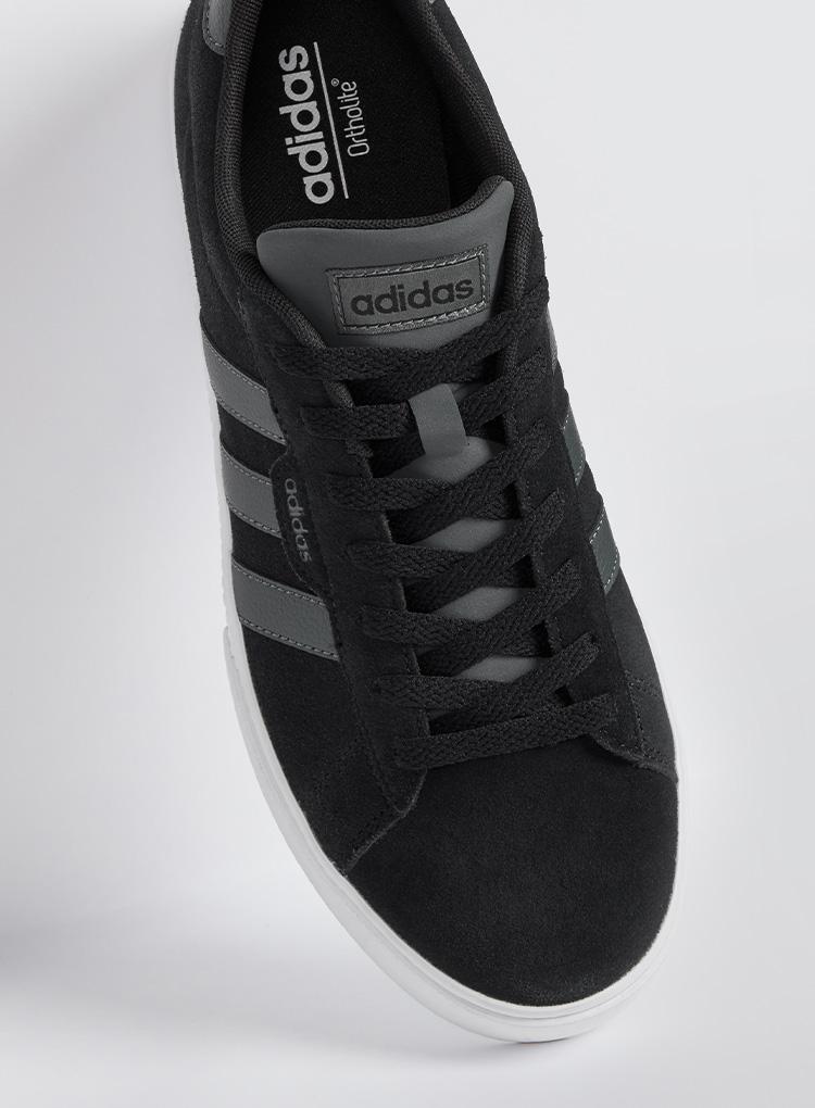 Schwarze Sneaker von adidas