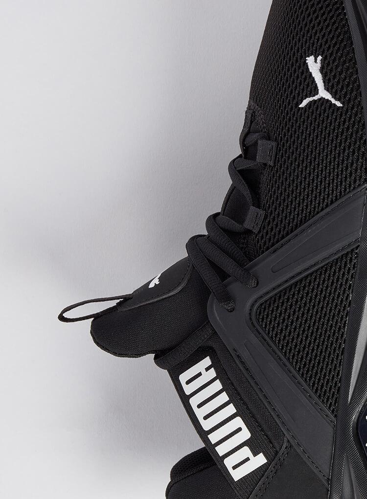 Schwarze Sneaker von Puma