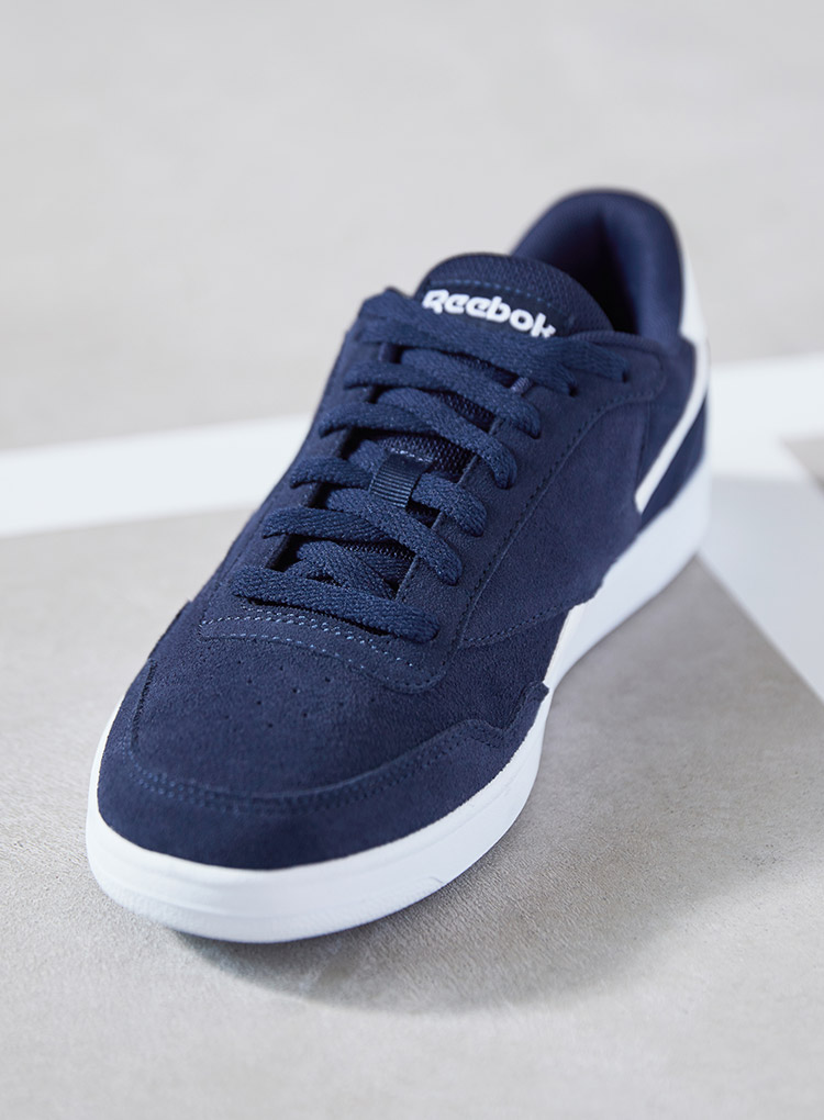 Blaue Court Sneaker von Reebok