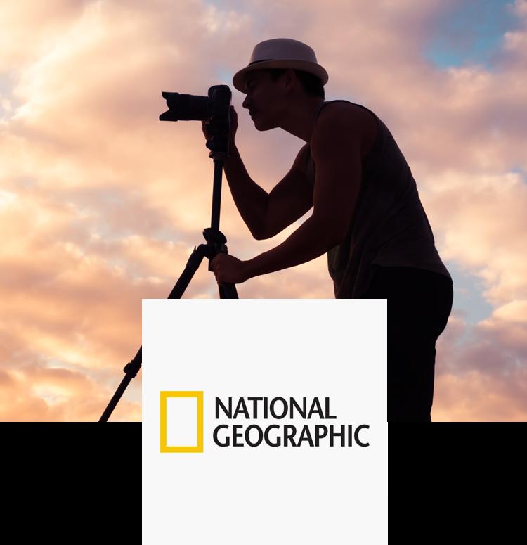 National Geographic Fotograf Koffer