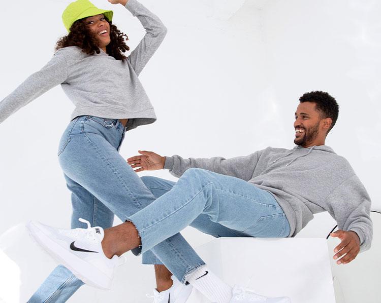 Nike Sneaker weiss Models
