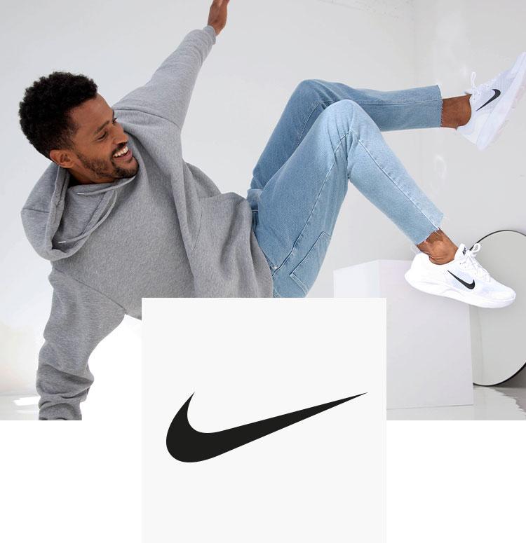 Nike Herren Sneaker Weiss Model