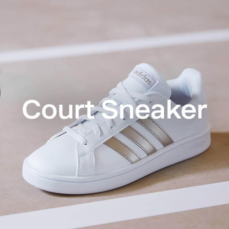 Court Sneaker Damen
