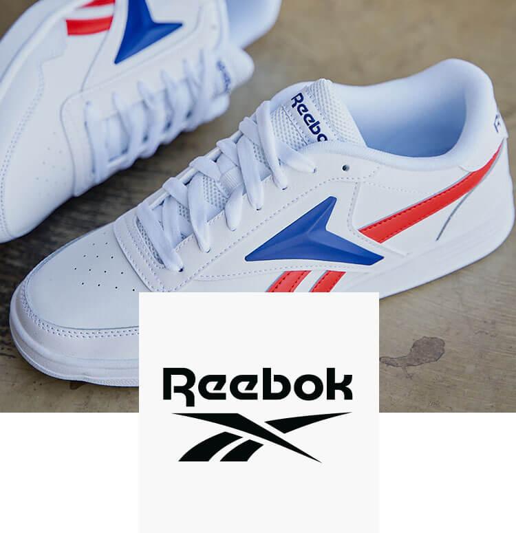Flache Sneaker von Reebok