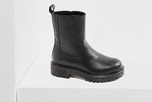Boots fuer Damen