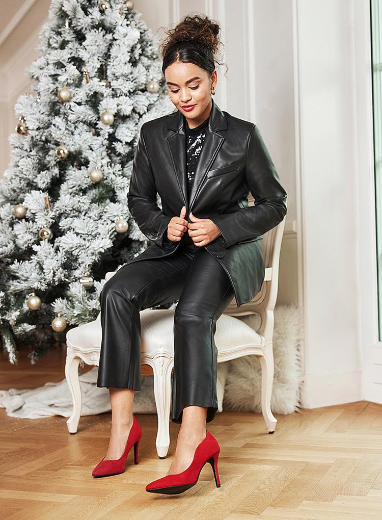 Elegante Schuhe für dein Weihnachtsoutfit