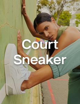 Damen Court Sneaker