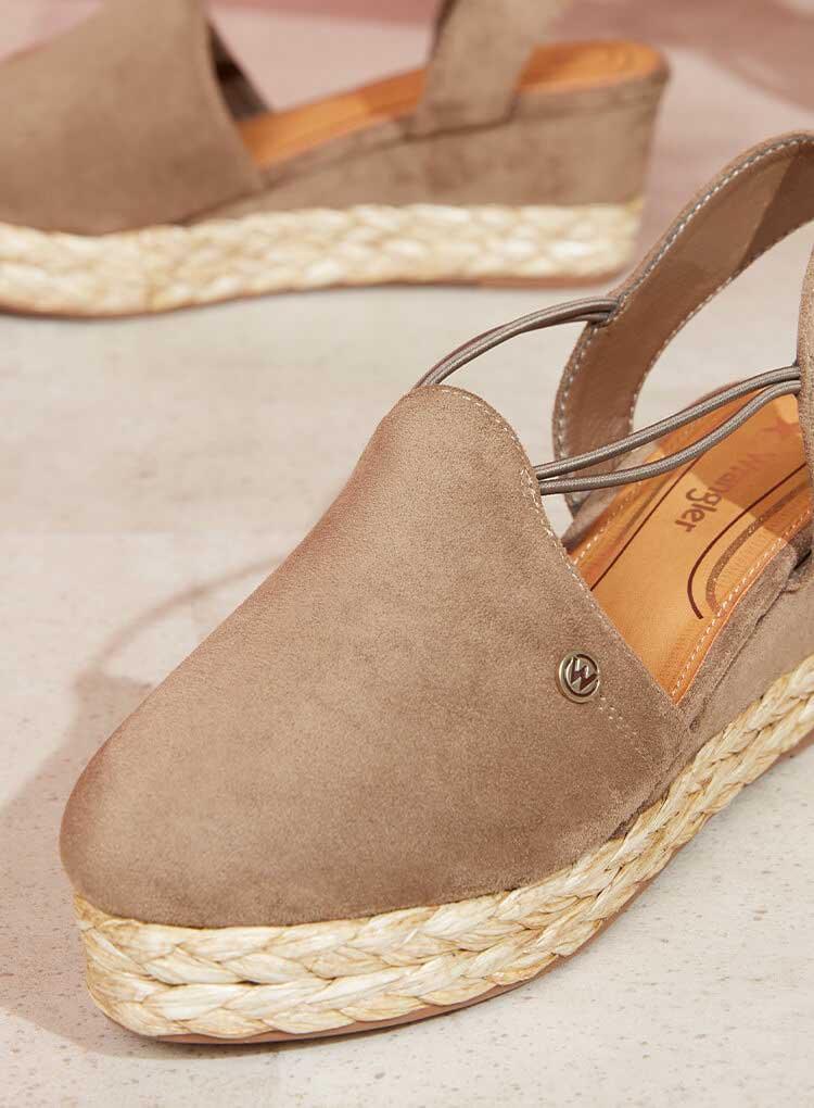 Beiger Damen Schuh
