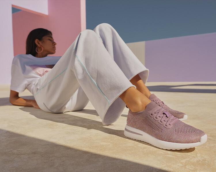 Lila Sneaker