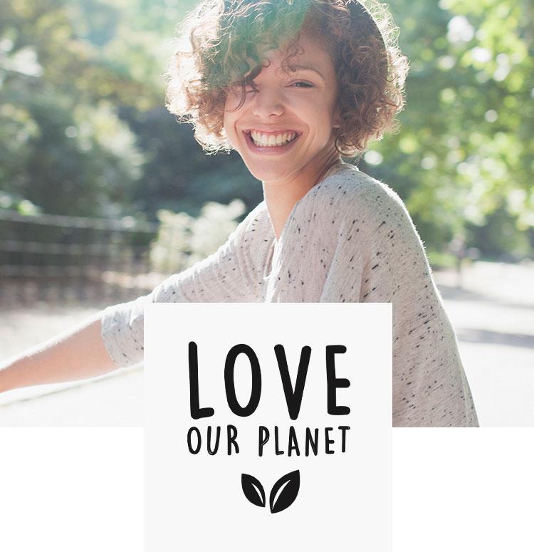Love our Planet Schuhe für Damen