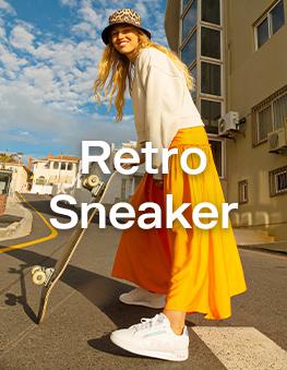Damen Retro Sneaker