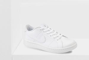 Weißer Nike Sneaker