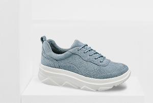 Blauer Venice Sneaker