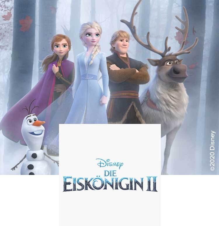Kinder Marke Disney Frozen
