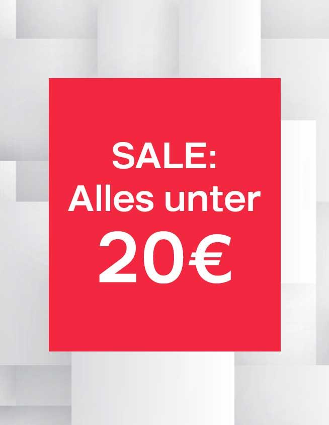 Sale bis 20€